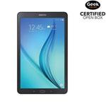"Samsung Galaxy Tab E 9.6"" 16GB Android 5.0 Lollipop Tablet - Black - OB"