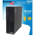 Lenovo M90P SFF Desktop i5-650 @ 3.2GHz, 4GB RAM, 250GB HDD, Win 10 Home *Refurbished*