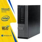 Dell Optiplex 7020 SFF Desktop Computer Core i5 4570 16GB RAM 1TB HDD Windows 10 Professional WiFi Refurbished