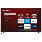 "TCL 4-Series 75"" 4K UHD HDR Roku OS Smart TV (75S425-CA)"