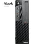 Refurbished - Lenovo ThinkCentre M90p USFF Desktop, Intel Core i5, 8GB RAM, 500GB HDD, Win 10 Pro