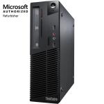 Refurbished - Lenovo ThinkCentre M81 SFF, Intel Core i7, 32GB RAM, 512GB SSD, Win10 Pro