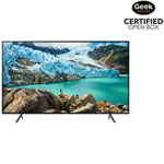 "Samsung 55"" 4K UHD HDR LED Tizen Smart TV (UN55RU7100FXZC) - Open Box"
