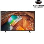 "Samsung 65"" 4K UHD HDR QLED Tizen Smart TV (QN65Q60RAFXZC) - Open Box"