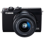 Canon EOS M100 Mirrorless Camera with 15-45mm IS STM Lens Kit - Refurbished