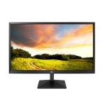 """LG 24"""" Class Full HD (1920 x 1080) TN Monitor with FreeSync, HDMI, D-Sub (24BK400H-B)"""