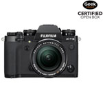Fujifilm X-T3 Mirrorless Camera with XF 18-55mm Lens Kit - Open Box