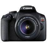Canon EOS Rebel T7 DSLR Camera with 18-55mm Lens Kit - Refurbished