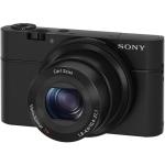 Sony DSC-RX100 Cyber-shot Digital Camera (Black) (Open Box)
