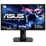 """ASUS 24"""" FHD 165Hz 1ms GTG TN LED G-Sync Gaming Monitor (VG248QG) - Black"""