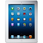 Apple iPad 9.7-inch (4th Gen. Late 2012) - Wi-Fi - 16GB - White - Certified Pre-Owned