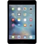 Apple iPad mini 4 7.9-inch (Late 2015) - Wi-Fi + Cellular - 128GB - Space Gray - Refurbished