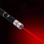 Powerful Red Laser Pointer Pen Visible Beam Light 5mW Lazer High Power 532n RF
