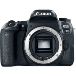 Canon EOS 77D DSLR Camera (Body Only) - Open Box with Seller's Warranty