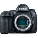 Canon EOS 5D Mark IV DSLR Camera (Body Only) - Open Box with Seller's Warranty