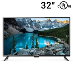 PrimeCables® 32'' HD LED TV with IPS LCD Panel Bedroom television 720p