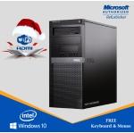 Dell Optiplex 980 Tower Computer Core i7 870 16GB RAM 256GB SSD+2TB HDD DVD Windows10 Home Refurbished