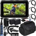 Panasonic Lumix DC-ZS70/TZ90 Digital Camera (Silver) with Accessory Bundle