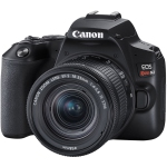 Canon EOS Rebel SL3 DSLR Camera with 18-55mm Lens (Black) (Open Box)