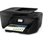 HP OfficeJet 6958 AIO Printer - Print, Scan, Copy, Fax, Wireless