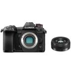 Panasonic G9 Mirrorless Camera Body and Panasonic 20mm f1.7 II ASPH LUMIX G Lens Package