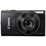 Canon PowerShot ELPH 360 HS WiFi 20.2MP 12x Optical Zoom Digital Camera - Black - Open Box (10/10 condition)