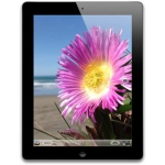 Apple iPad with Retina Display A1458 (16GB, Wi-Fi, Black) 4th Generation- iOS version 10.3.3 - Certified Pre-Owned