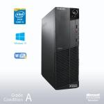 Refurbished Lenovo ThinkCentre M93p Desktop, Intel i5 4570 3.2GHz/16GB /240GB SSD/ Win10 Pro/Fast AC 600 WiFi USB