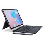 "Samsung Galaxy Tab S6 10.5"" 128GB Tablet With Snapdragon 8150 8-Core Processor - Mountain Grey - Open Box 1 year warranty"