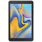 """Samsung Galaxy Tab A 8"""" 32GB Android O LTE Tablet With Snapdragon 425 Processor - Black - Refurbished"""