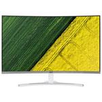 "Acer 31.5"" FHD 75Hz 4ms GTG Curved VA LED FreeSync Gaming Monitor (ED322Q Awmidx) - White"