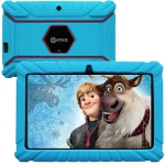 """Contixo 7"""" Kids Tablet V8-2 Android 8.1 Parental Control 16GB WiFi Camera 20+ Education Apps & Games+ Kid-Proof Case - Blue"""