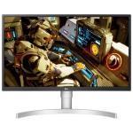 "LG 27"" 4K UHD 60Hz 5ms GTG IPS LED FreeSync Gaming Monitor (27UL550-W) - White - Open Box"