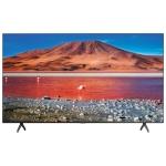 "Samsung 58"" 4K UHD HDR LED Tizen Smart TV (UN58TU7000FXZC) - Titan Grey- Open Box with Seller Provided Warranty"