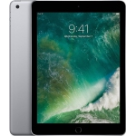 "Apple iPad Air 2- 9.7"" 128GB Space Grey- Wifi+Cellular- Retina Display- with 1 Year Warranty- Certified Refurbished"