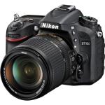 Nikon D7100 Camera Plus AF-S DX 18-140mm f/3.5-5.6G ED VR Kit Black