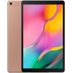 """Samsung Galaxy Tab A 10.1"""" 32GB Android 9.0 Tablet With 8-Core Processor - GOLD - CERTIFIED REFURBISHED"""