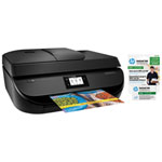 HP Officejet 4650 Wireless Colour All-In-One Inkjet Printer with Instant Ink 100-Page Monthly Plan