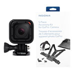GoPro HERO Session Waterproof HD Sports & Helmet Camera with Accessory Kit
