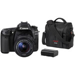 Canon EOS 80D DSLR Camera with 18-55mm Lens & Accessory Kit