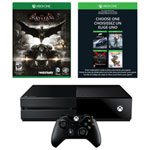Xbox One 1TB Name Your Game Bundle with Batman: Arkham Knight