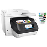 HP OfficeJet Pro 8720 Wireless Colour All-In-One Inkjet Printer with Instant Ink Monthly Plan