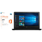 "Dell i3552 15.6"" Laptop & Office 365 (Intel Pentium Processor N3710/1TB HDD) - English"