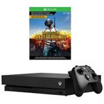 Xbox One X 1TB PlayerUnknown's Battlegrounds Game Preview Edition Bundle