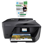 HP OfficeJet Pro 6968 Wireless All-In-One Inkjet Printer with Instant Ink 100-Page Monthly Plan
