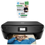 HP ENVY 6255 Wireless All-in-One Photo Printer with Instant Ink 100-Page Monthly Plan