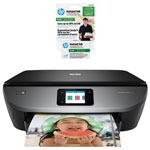 HP ENVY 7155 Wireless All-in-One Photo Printer with Instant Ink 100-Page Monthly Plan