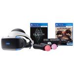 PlayStation VR Skyrim Bundle with Bravo Team