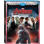 Avengers: Age of Ultron (anglaise) (Combo Blu-ray 3D) (2015)
