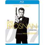 007 The Pierce Brosnan Collection (Blu-ray)